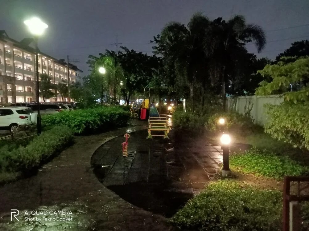 Realme C15 Camera Sample - Night, Night Mode