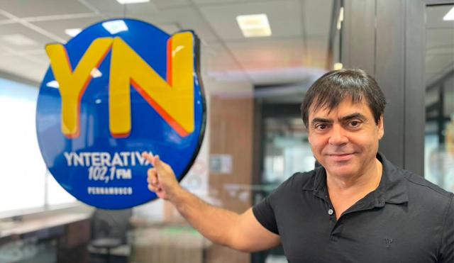 Cardinot acerta com a Ynterativa FM