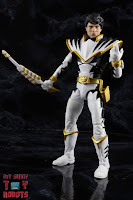 Power Rangers Lightning Collection Dino Thunder White Ranger 53