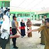 Kapolsek Bajeng, Mengucapkan Selamat Hari Guru Ke 74 Tahun di SMA dan SMP Limbung