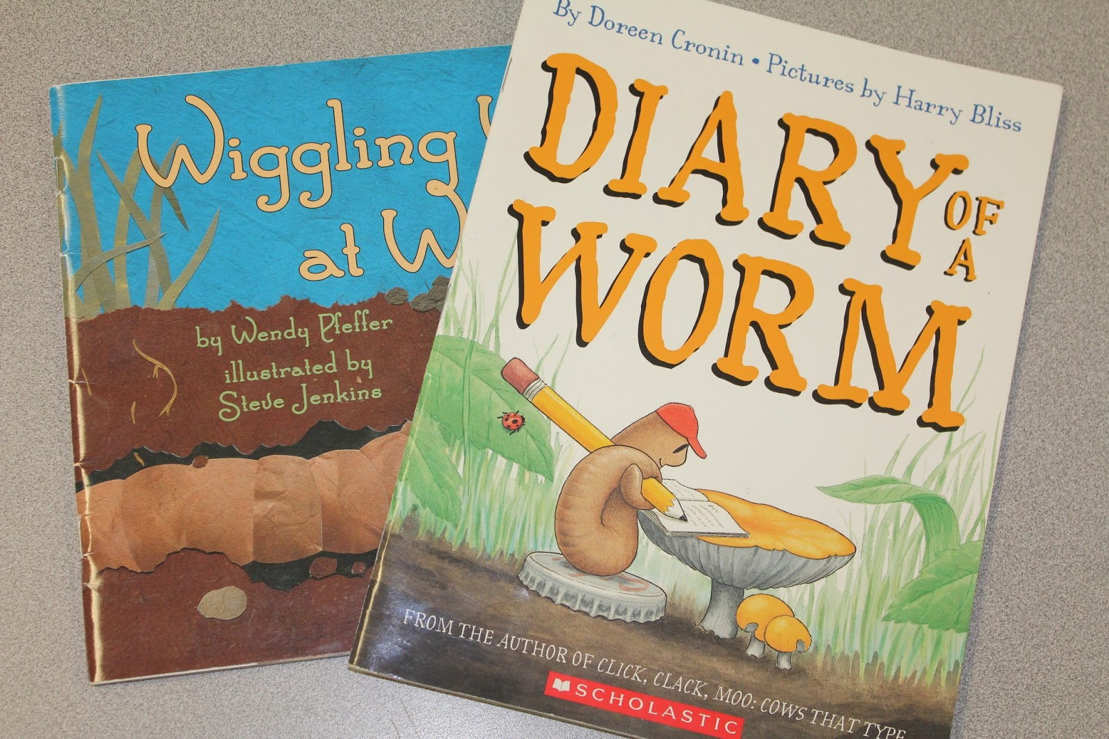 Wonderful Worms Science Reading Amp Writing Fun