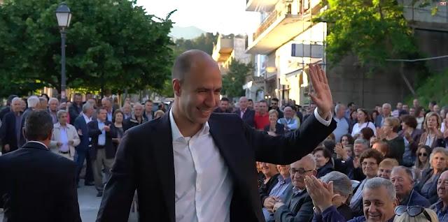 Παραμυθιά: Πραγματοποιήθηκε η κεντρική ομιλία του Νικόλα Κάτσιου