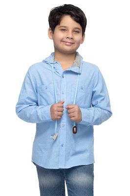 http://www.oxolloxo.com/boys-blue-cotton-hoodie-shirt.html