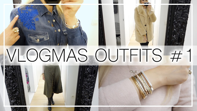 Vlogmas outfits