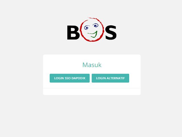 Cara Update Rekening BOS yang Benar
