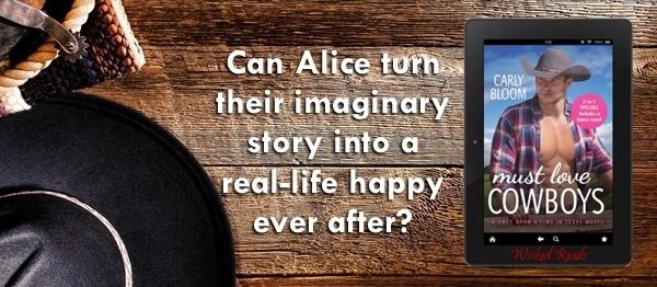 Can Alice turn their imaginary story into a real-life happy ever after?