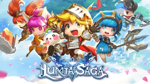 Lumia Saga: DPS Mage Stats Build, Skills, and Talents