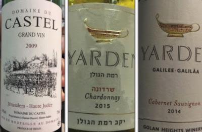 A  revolução do vinho israelense