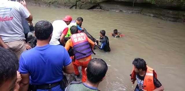 Bocah 13 Tahun Tewas Saat Mandi Di Sungai Yeh Panan