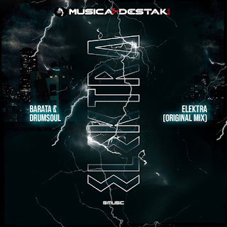 Barata & Drum Soul - Elektra (Original Mix) ( 2019 ) [DOWNLOAD]