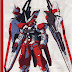"""Mobile Suit Gundam SEED DESTINY ASTRAY R"" Gundam Astray Turn Red Concept Art and Illustrations"