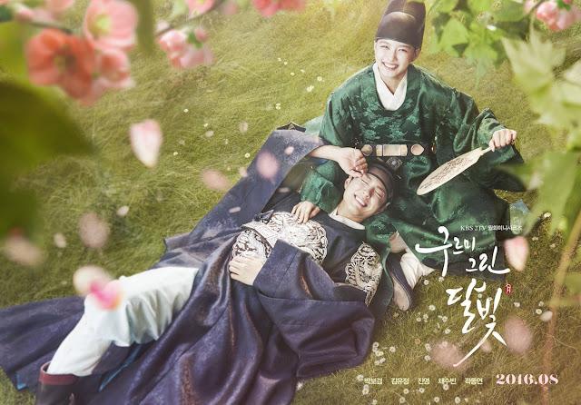 Sinopsis Moonlight Drawn by Clouds Korean Drama