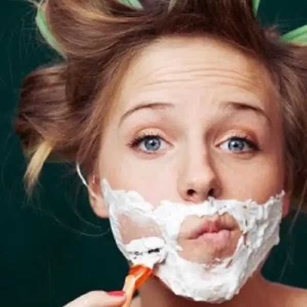 التخلص من الشعر الزائد في الوجه