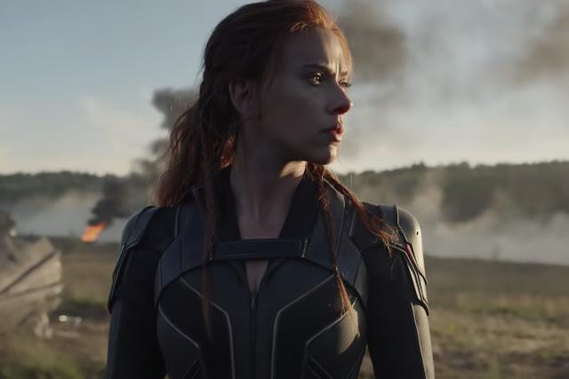 Black Widow delayed to 2021