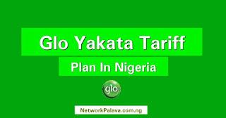 glo yakata migration code