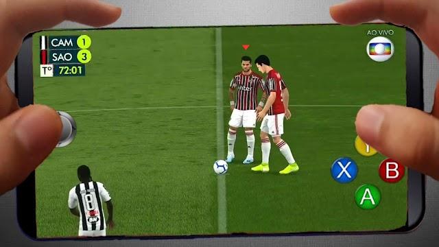 BAIXAR JOGO DE FUTEBOL OFFLINE PSP ANDROID