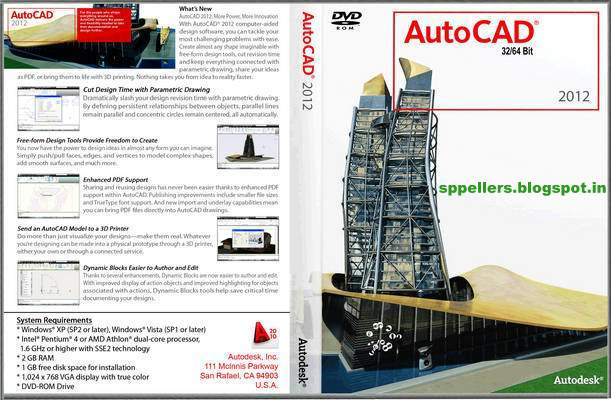AutoCAD Collections Free Download