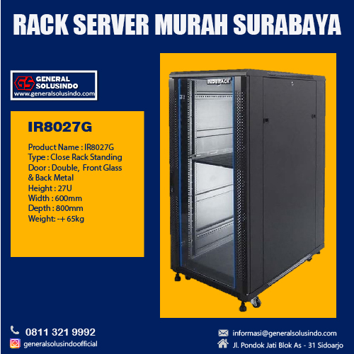 Rack Server Murah Surabaya