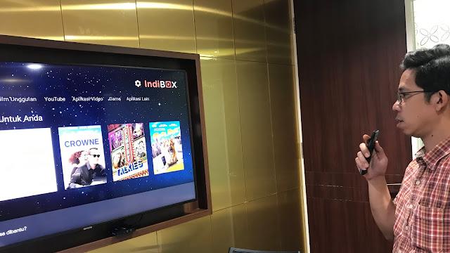 Trend Menonton Layar TV Bergeser ke Internet TV Berbasis Android TV