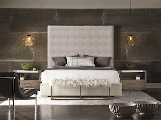 beautiful modern bed