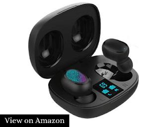 pTron Bassbuds Pro in-Ear True Wireless Bluetooth Earbuds