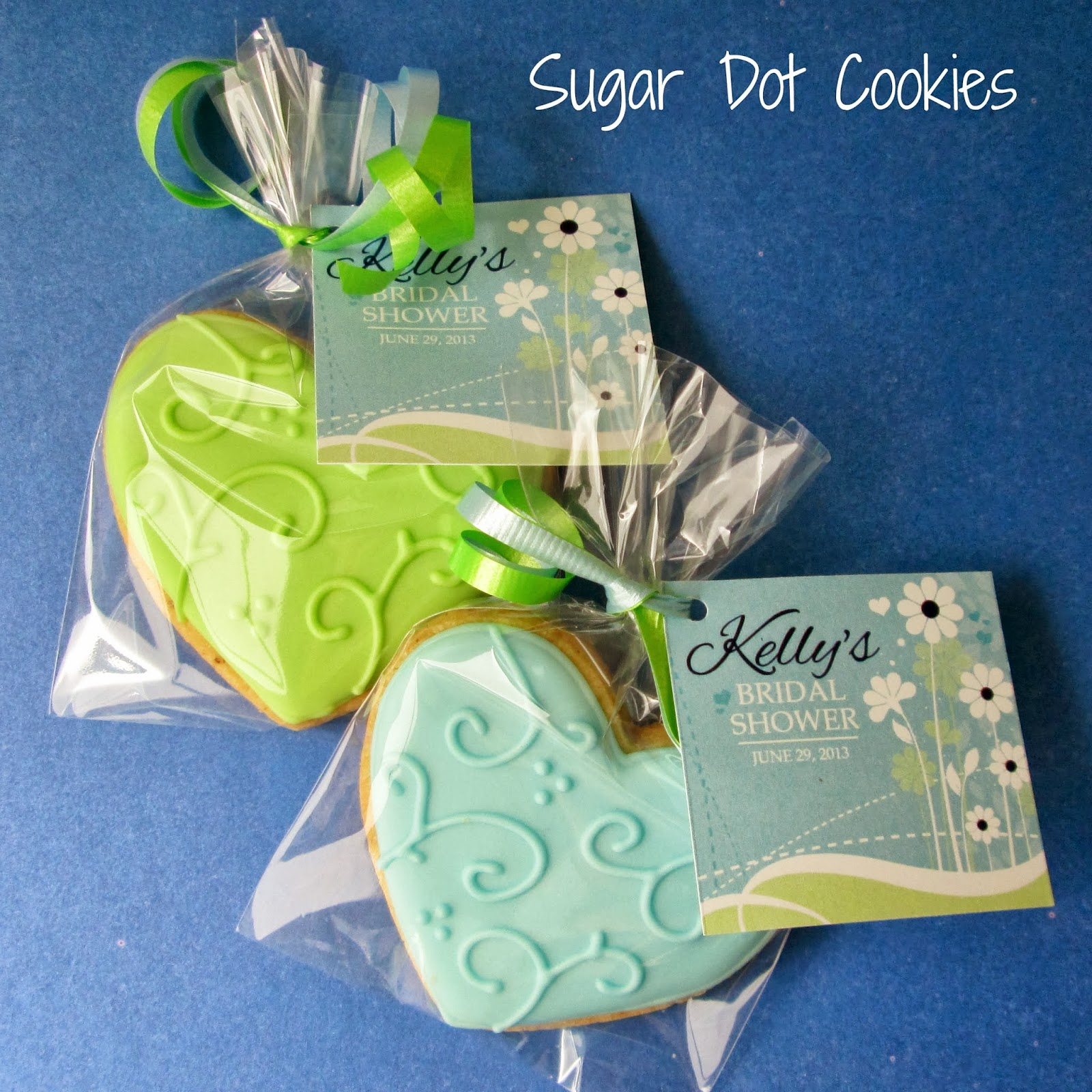 Sugar Dot Cookies 2013