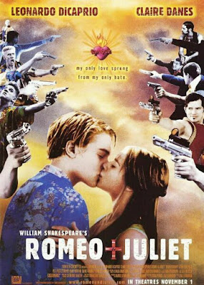 Williams Shakespeare's Romeo And Juliet 1996 DVD R1 NTSC Latino