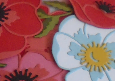 Craftyduckydoodah!, Painted Poppies, Peaceful Poppies Suite, Poppy Moments Dies, Supplies available 24/7 from my online store, Susan Simpson UK Independent Stampin' Up! Demonstrator,