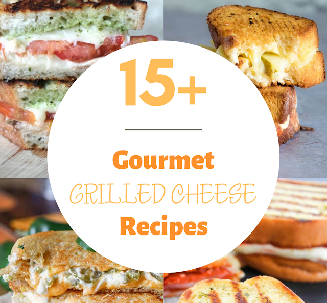 There's something to be said about 'quick recipes' - they're the best!! And I mean it. Are you always searching for Quick Gourmet Grilled Cheese Recipes? Speaking from a person with 10 different jobs a day, I feel like I've hit the jackpot when I come across quick and easy recipes to make for the whole family.