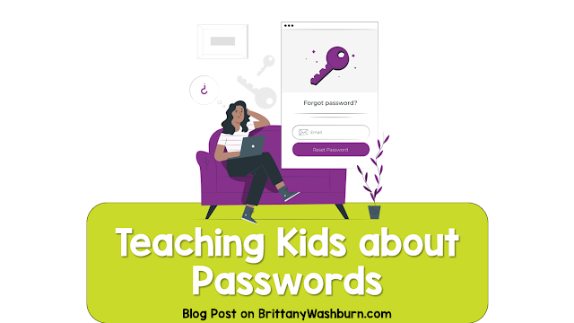 Teaching Your Kids About Passwords