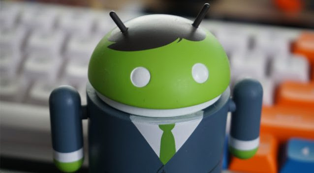 business-android