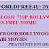 Worldfree4u Download Free Dual Audio Bollywood,Hollywood Movies 720p and 300mb in Online All Quality.