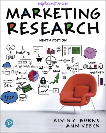 Marketing Research 9e Pdf Book by Burns and Veeck