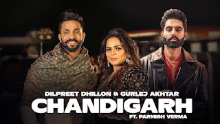 Chandigarh Lyrics - Dushman - Dilpreet Dhillon