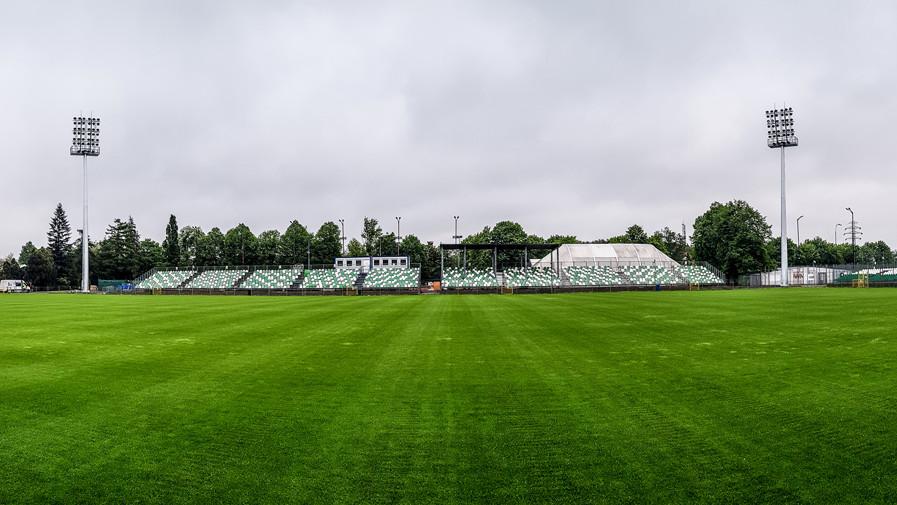 Warta Poznań będzie miała innowacyjny stadion | foto: Piotr Leśniowski / Warta Poznań