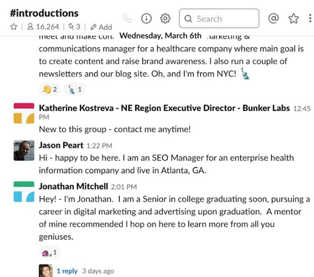 Slack: 13 Best LinkedIn Alternatives to Grow more and Do More: eAskme