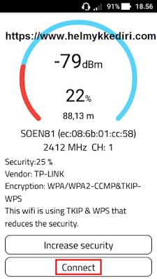 Cara hack wifi2