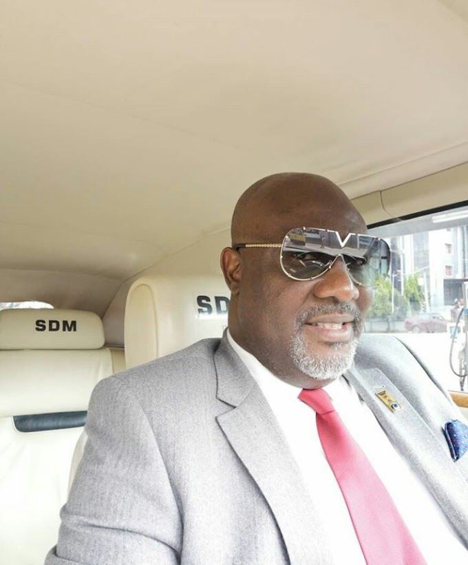 Fresh Allegation Raised Against SARS By Dino Melaye, See The Allegation