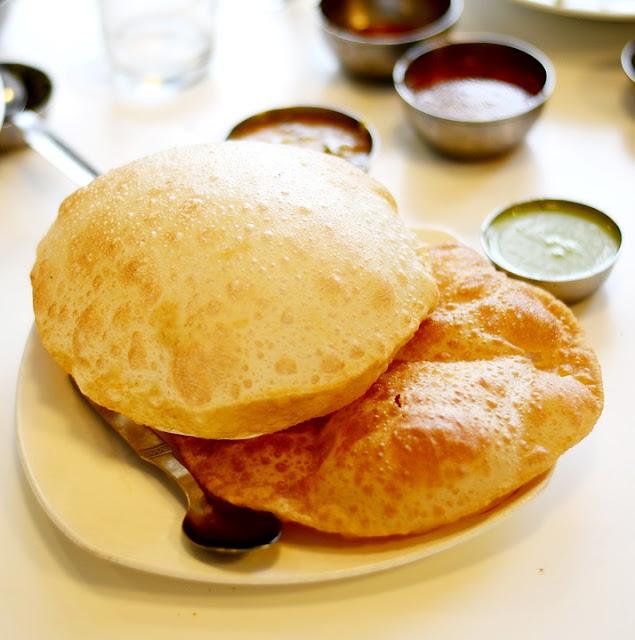 Desi Ghee Poori Recipe