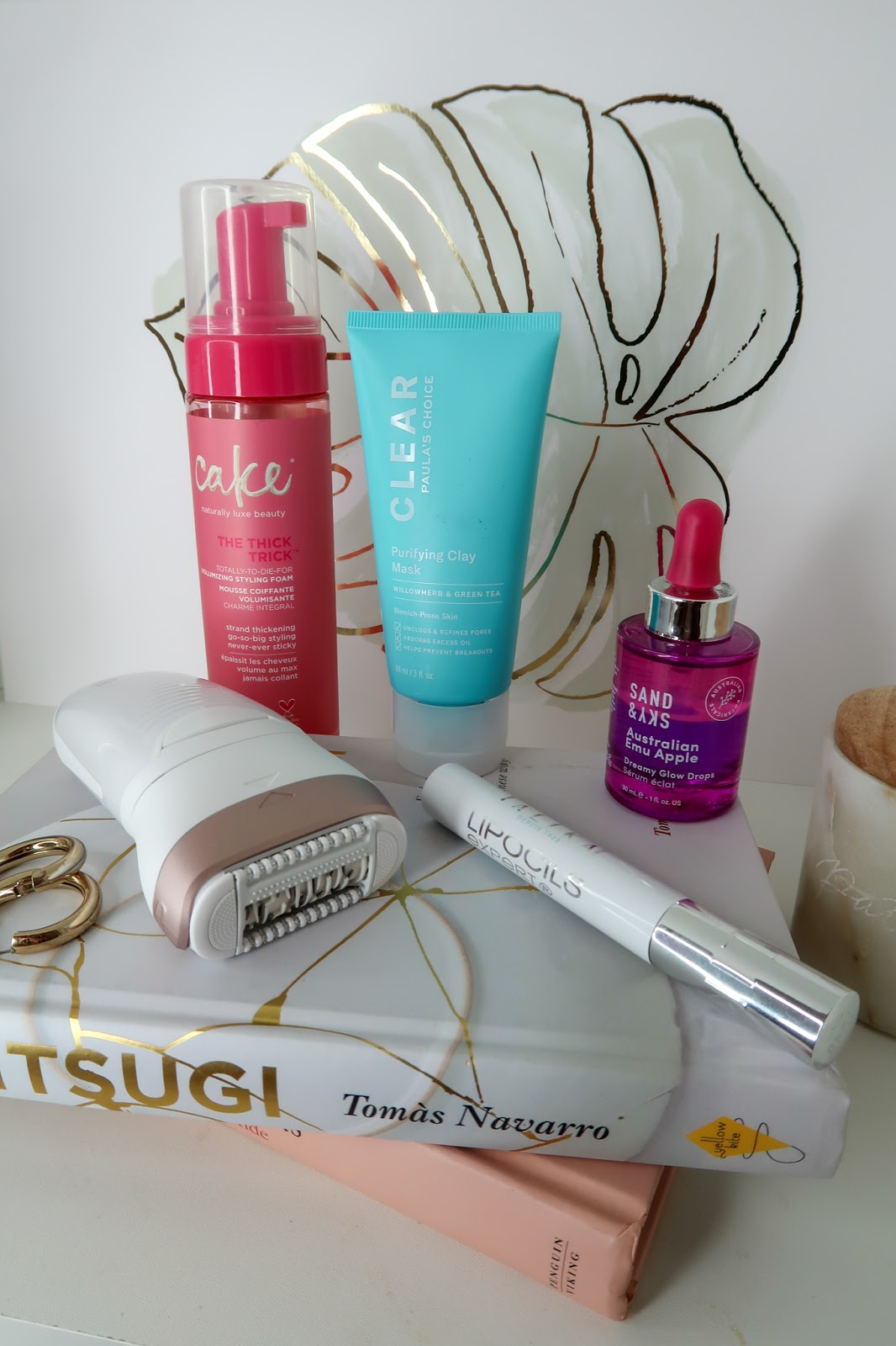 6 new things in my beauty routine