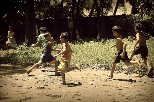 Pinoy 90's childhood games