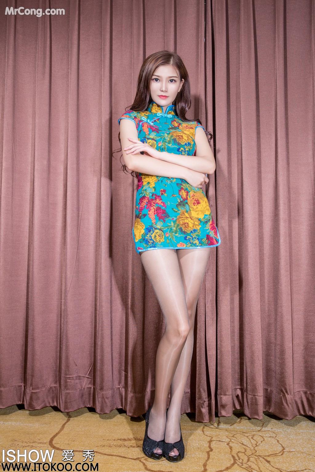 Image ISHOW-No.157-Yu-Fei-Fei-Faye-MrCong.com-003 in post ISHOW No.157: Người mẫu Yu Fei Fei (余菲菲Faye) (31 ảnh)