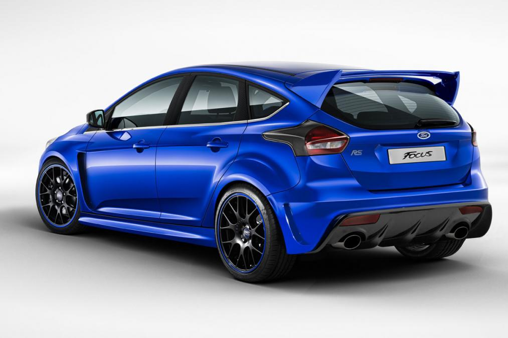 The New Ford Focus Rs South African Pricing Guesstimated