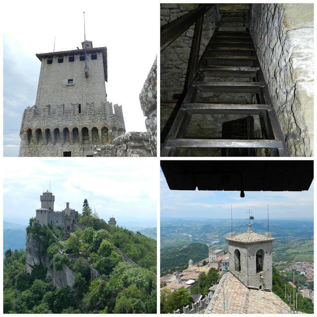 Torre Guaita (First Tower) - San Marino