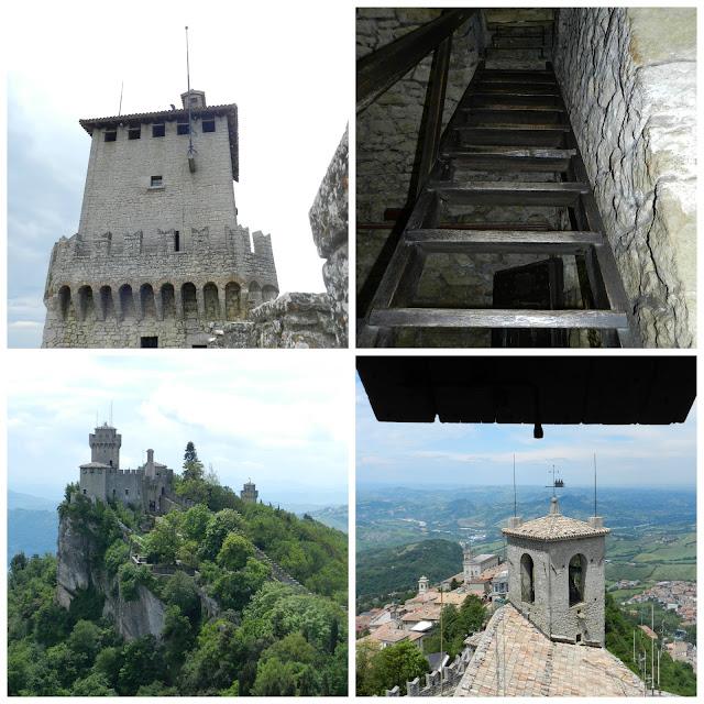 Torre Guaita (First Tower) - San Marino