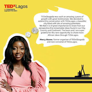 Upcoming Event: TEDx Lagos is coming!!