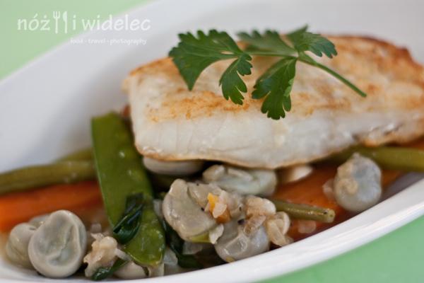 dorsz, ryba, ragout, warzywa