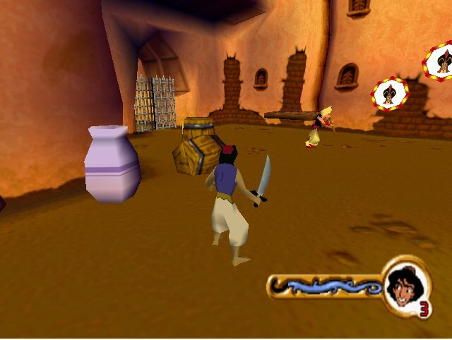 تحميل لعبة علاء الدين الاصليه للكمبيوتر