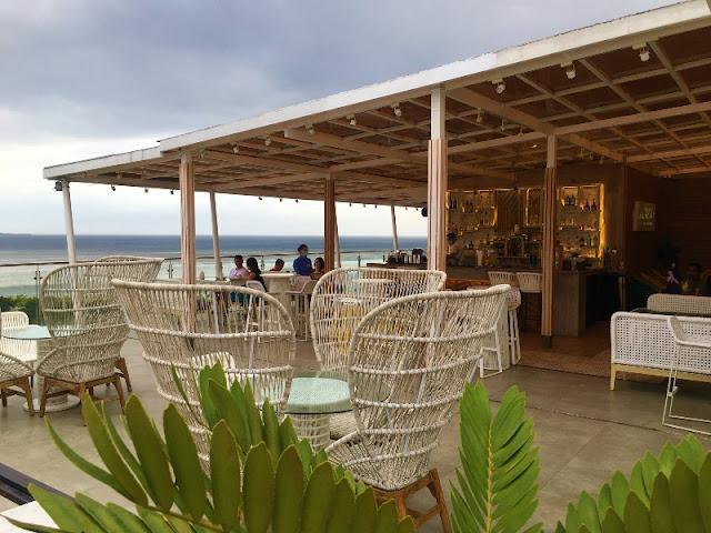 Solea Mactan Cebu Roofdeck Bar
