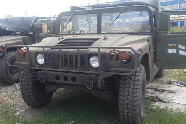HMMWV M998 1850 E6